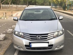 Honda City 1.5 S AT 2011 for sale