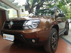 2017 Renault Duster Petrol RXS CVT for sale