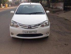 2012 Toyota Platinum Etios for sale at low price