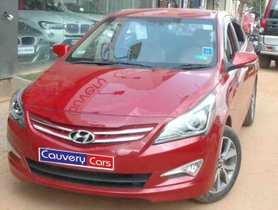 Used 2016 Hyundai Verna car at low price for sale
