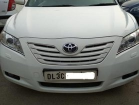 Used 2008 Toyota Camry car at low price
