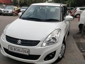 Good as new 2015 Maruti Suzuki Dzire for sale at low price