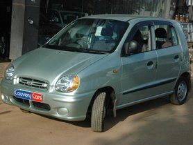 Used Hyundai Santro 2002 for sale at low price