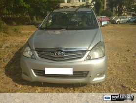 Used 2010 Toyota Innova car for sale at low price