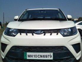 Used Mahindra KUV100 G80 K4 Plus 5Str 2017 for sale