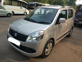 Used 2011 Maruti Wagon R VXI BS IV for sale
