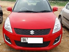 Maruti Swift VXI Optional 2017 for sale