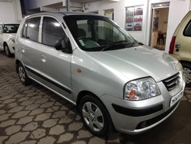 Used 2005 Hyundai Santro Xing car at low price