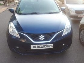 Used 2016 Maruti Suzuki Baleno car for sale at low price