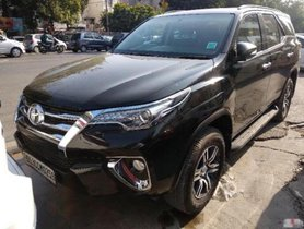 Used 2017 Toyota Fortuner for sale at low price