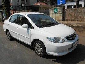 Used Honda City 2007 car at low price