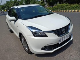 Maruti Baleno 1.3 Alpha 2016 for sale