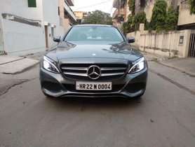 Good as new Mercedes Benz C Class 2017 for sale