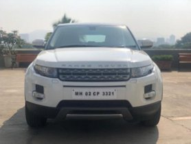Used 2012 Land Rover Range Rover car at low price