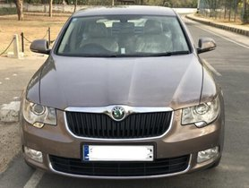 Used 2012 Skoda Superb 2009-2014 for sale