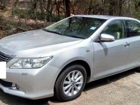 Good as new Toyota Camry 2.5 G 2013 for sale
