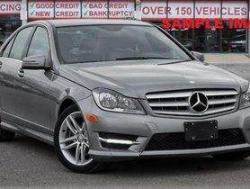 Good as new Mercedes-Benz C-Class C 250 CDI Elegance for sale