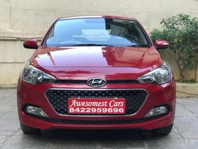 Used 2017 Hyundai Elite i20 Sportz 1.2 for sale