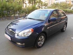 Used 2009 Hyundai Verna XXi ABS (Petrol) for sale