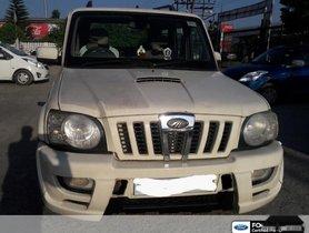 Used 2010 Mahindra Scorpio 2009-2014 car at low price
