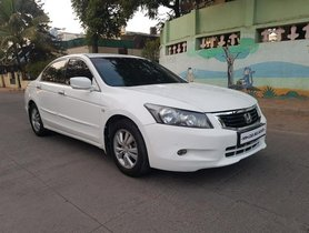 Honda Accord 2.4 Elegance A/T 2008 for sale