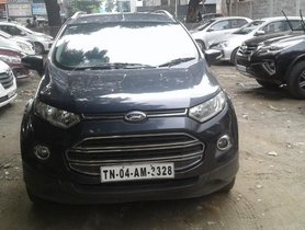 Used Ford EcoSport 1.5 DV5 MT Titanium 2014