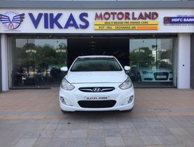 2011 Hyundai Verna for sale at low price