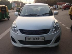 Maruti Dzire VDi 2014 for sale