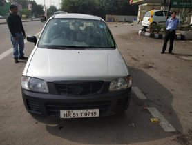 2005 Maruti Suzuki Alto for sale at low price