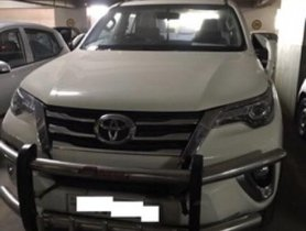 Used Toyota Fortuner TRD Sportivo 2.8 2WD AT 2017 for sale