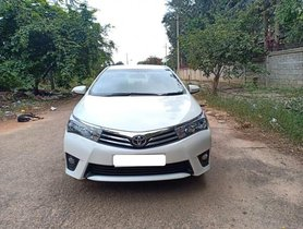 Used 2016 Toyota Corolla Altis 1.8 G for sale
