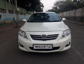 Good as new Toyota Corolla Altis G 2011 for sale