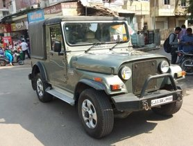 Used 2014 Mahindra Thar car at low price