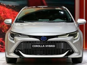 All-new Toyota Corolla Revealed At  2018 Guangzhou Motor Show