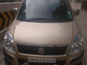 Used 2014 Maruti Suzuki Wagon R car at low price