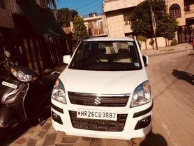 Used 2016 Maruti Suzuki Wagon R car at low price