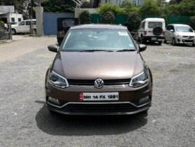 Good as new Volkswagen Ameo 2016 for sale