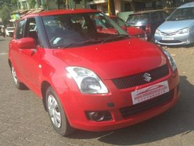 Good as new Maruti Swift VXI BSIII for sale