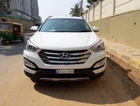 Good as new Hyundai Santa Fe 2014 for sale