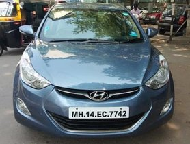 Used Hyundai Elantra CRDi SX 2014 for sale