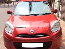 Nissan Micra Diesel XV 2011 for sale at best price