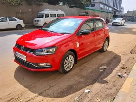 Used 2015 Volkswagen Polo GTI car at low price