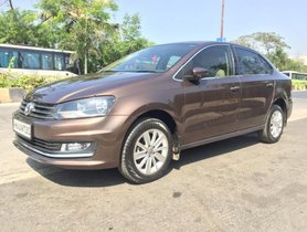 Volkswagen Vento 1.5 Highline Plus AT 16 Alloy by owner