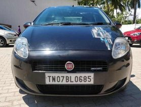 Used 2011 Fiat Punto car for sale at low price