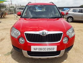 Used Skoda Yeti Elegance 2010 by owner