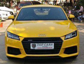 Used Audi TT 2017 car for sale at low price