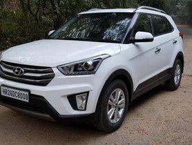 Good as new Hyundai Creta 2016 for sale