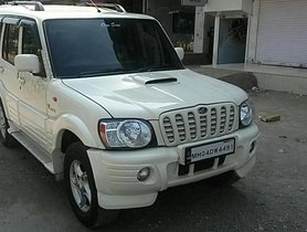 Used Mahindra Scorpio 2006-2009 VLX 2WD 7 Str BSIII 2008 for sale