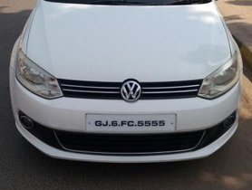 Well-kept Volkswagen Vento 2012 for sale