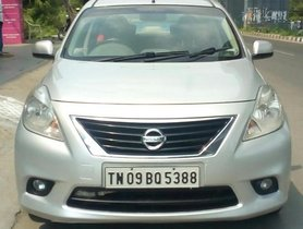Nissan Sunny Diesel XV 2012 for sale